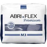 Fralda-Modelo-Roupa-Intima-ABENA-Abri-Flex-Premium-M3--2.200-ml--Pacote-c--14-Unidades