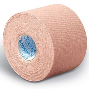 Kinesiology-Tape---Bandagens-Elasticas---Bege--5cm-x-5m-